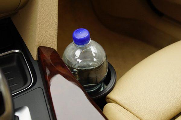 Flaschenkind im Einsatz