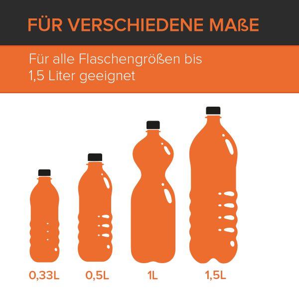 Auto-Flaschenhalter von Flaschenkind.eu